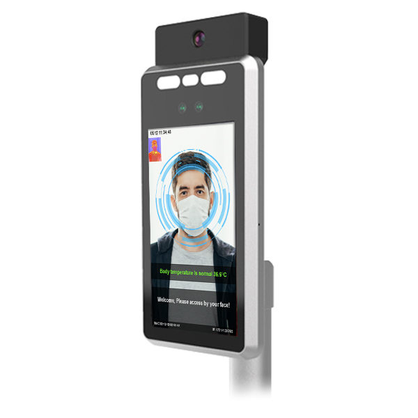 MiCOVID CAM Touchless Temperature Scanning Product Side Image